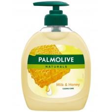 Palmolive Naturals Milk & Honey Liquid Clean & Care Handwash 300ml