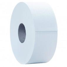 6 Rolls of Jumbo Roll Toilet Tissue - Blue