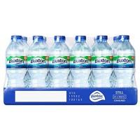 24 x Buxton Still Natural Mineral Water 500ml Bottles - 1, 5, 10 Packs